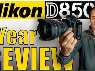Nikon D850 - One Year Review