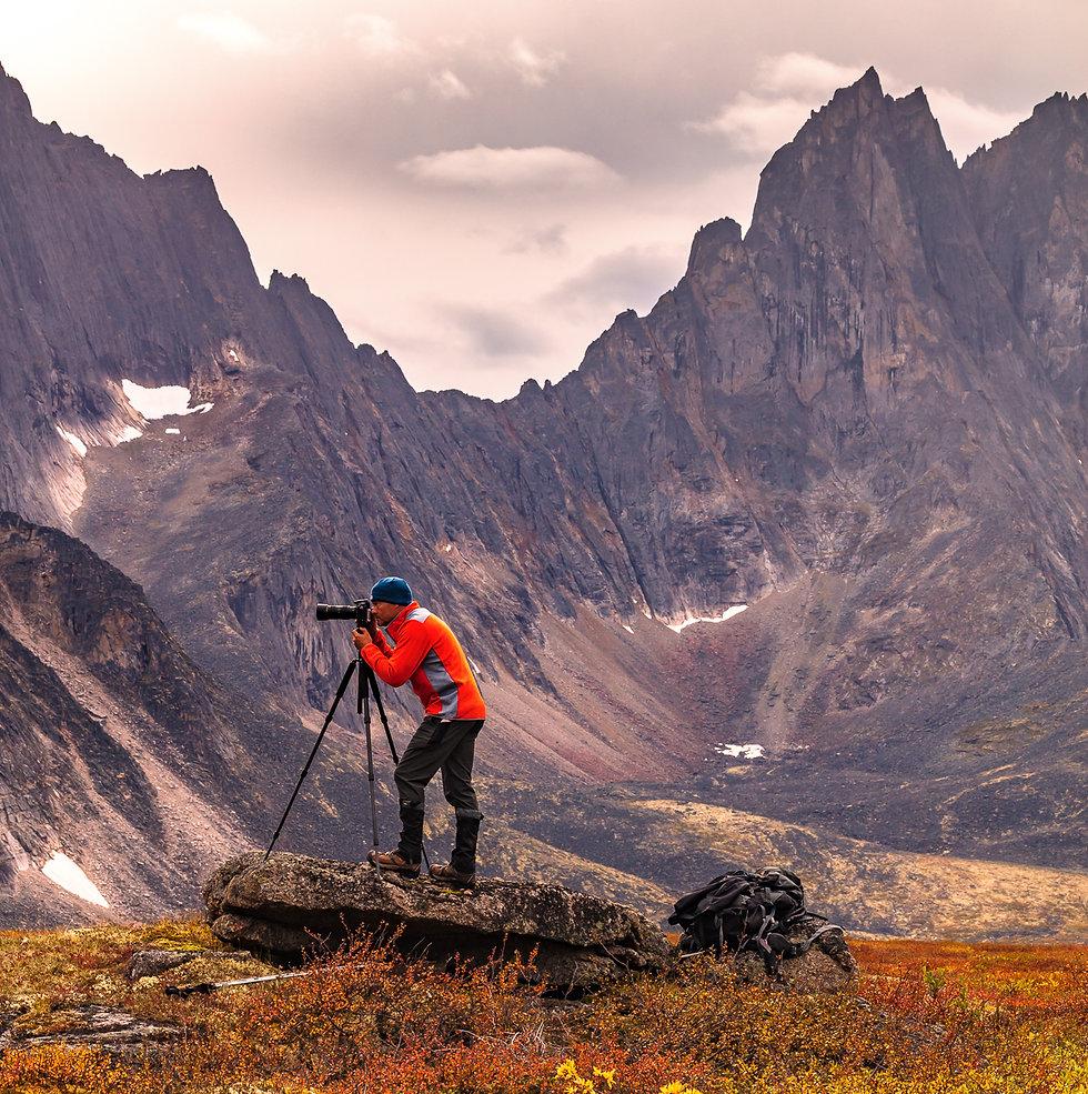Tim Shields, Canada