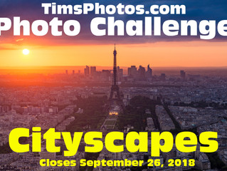 Enter the Cityscapes Photo Contest!