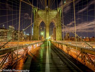 Have you walked across the Brooklyn Bridge?