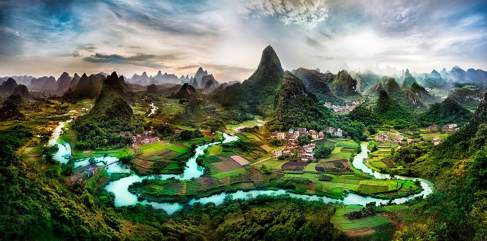 Trey Ratcliff's China Image