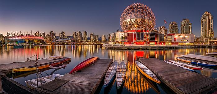 Vancouver Skyline Tim Shields