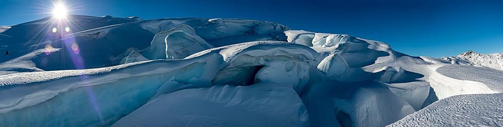 Pemberton Icecap Glacier Ice