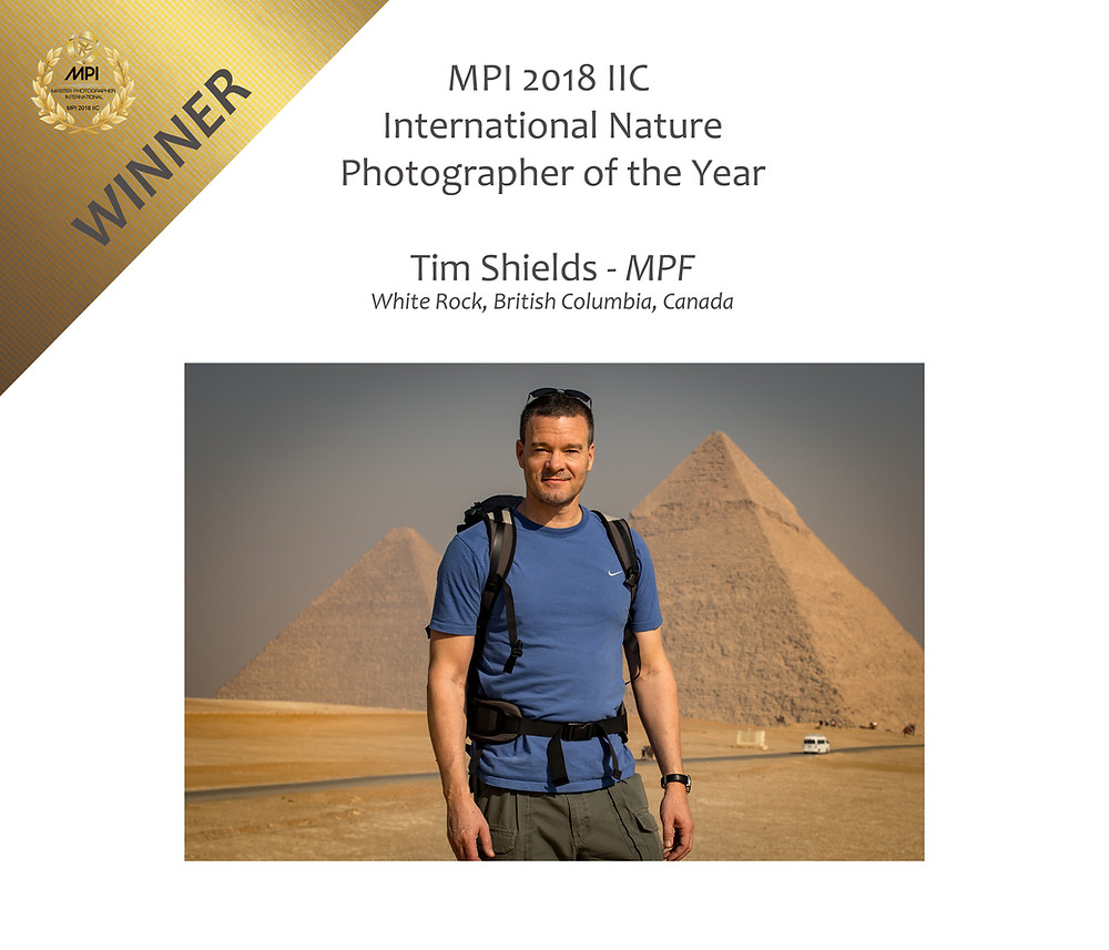 Tim Shields - Nature Photographer of the Year