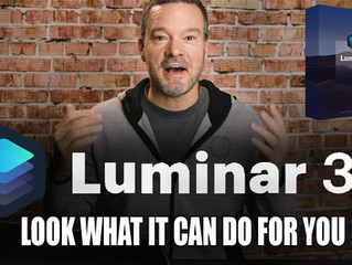 Luminar 3 - What you need to know!
