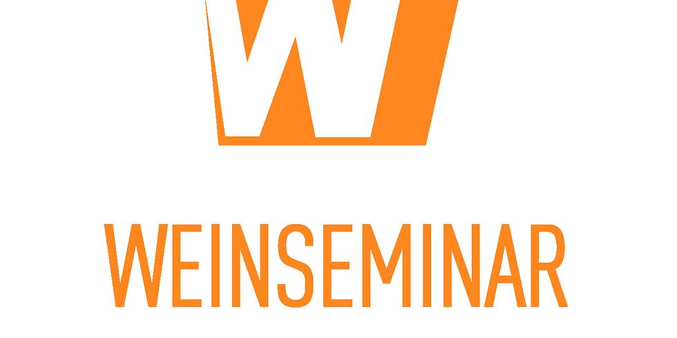 WEINSEMINAR 2 / AUSGEBUCHT