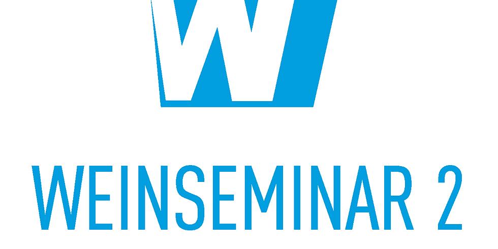 WEINSEMINAR 2