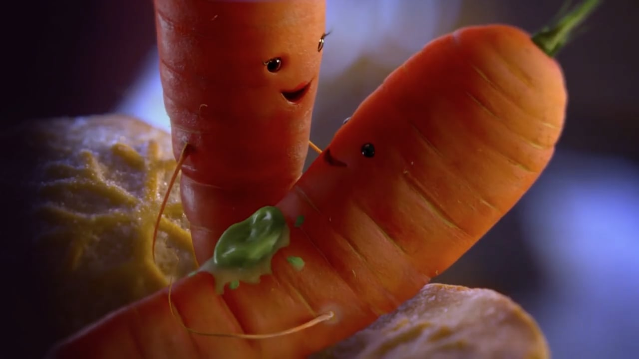 Aldi Christmas Advert 2017 (Kevin The Carrot)