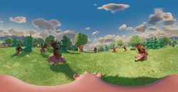 Clash of Clans VR