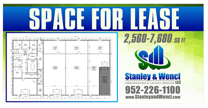Space or Development and Lease Deerfield Industrial Park Prior Lake, Minnesota