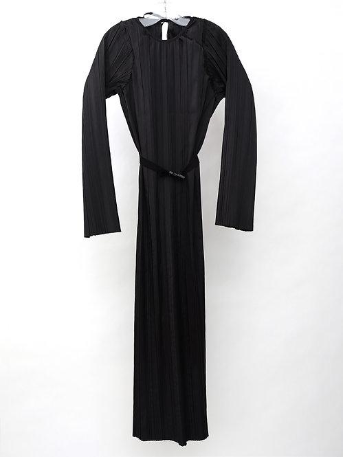 FW19 PLEATED DRESS
