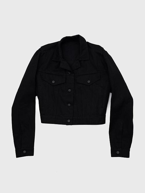 Shaped Denim Jacket