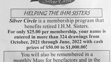 Silver Circle:  Helping the IHM Sisters
