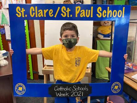 SCSP Celebrating Catholic Schools Week 2021