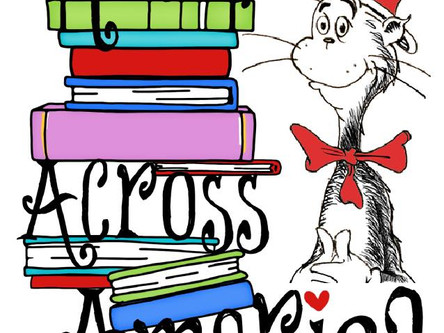 """SCSP """"Reading Across America"""" Schedule of Events"""