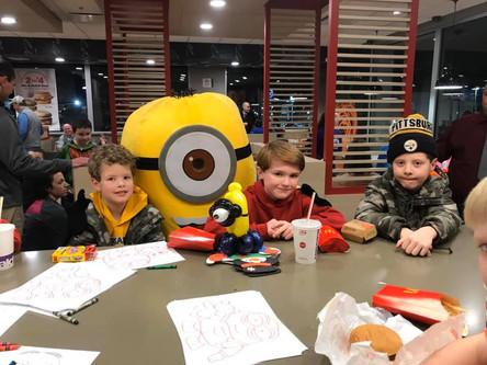 SCSP McDonald's Activity Night