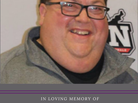 SCSP Mourns the Loss of a Great Friend, John Bucci 1962-2019