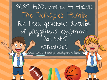 Thank You DeNaples Family!
