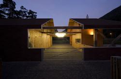 stallgebäude roe | roeck architekten