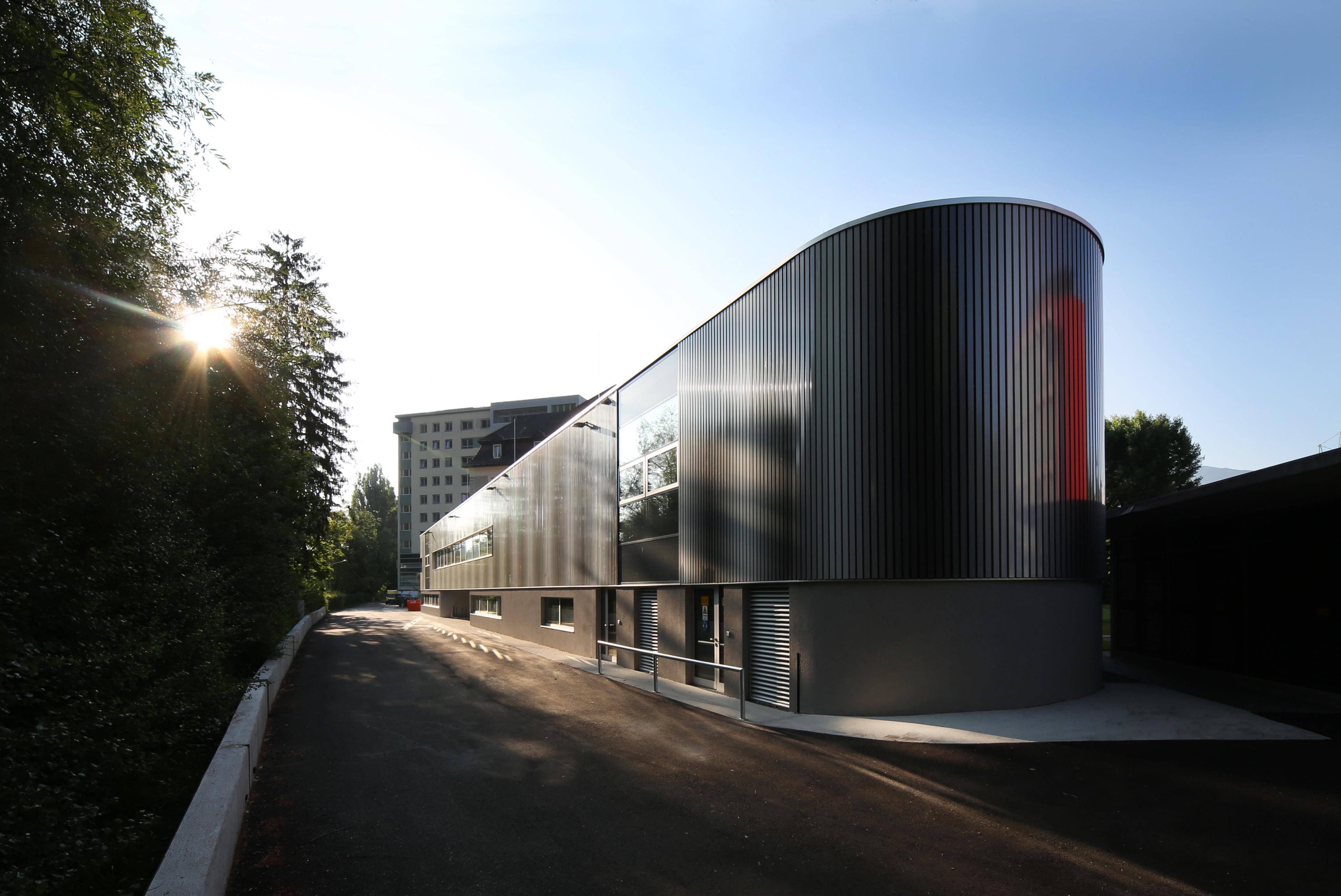 sanatorium kettenbrücke | roeck
