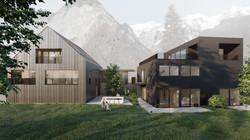 Wohnanlage BOD | ROECK Architekten