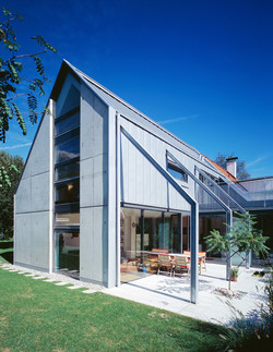 wohnhaus lpa | roeck architekten