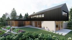 Rendering Wohnhaus LEM | ROECK Architekten