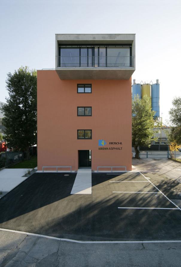 fröschl krenn | roeck architekten