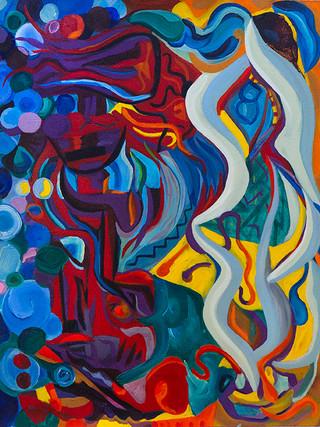 Duo Series - Paintings