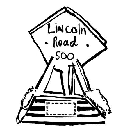 """Press Release """"Lincoln Road 500"""""""