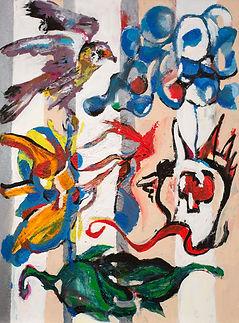 """Haiku"" Series - Paintings by Benito Esquenazi"