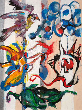 """Haiku"" Series Paintings"