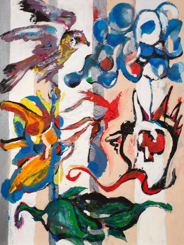 Haiku Series - Paintings