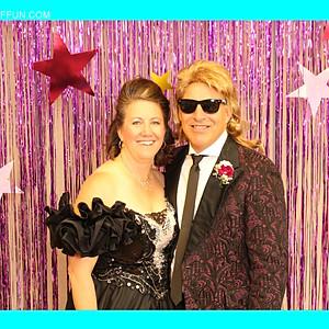 Dawn's 80s Prom Birthday Bash