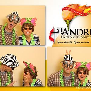St. Andrew Family Fun Night                            (Photo Samples)