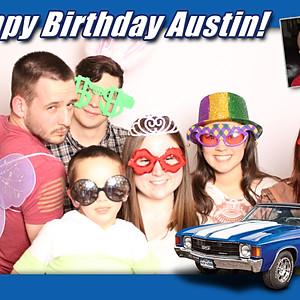 Austin's 20th Bday '16