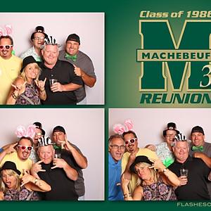 Machebeuf Class of '86 Reunion