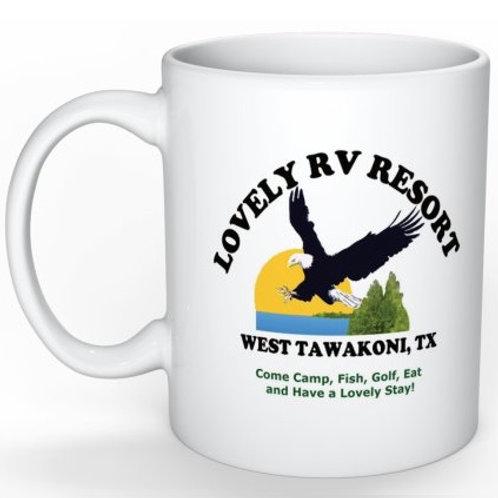 Lovely RV Resort Mug