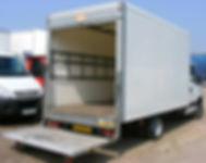removal van stoke on Trent