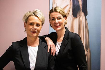 Tanja W. & Melanie Jens Wentorf bei Hamburg