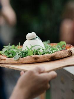 pizza soirée événementielle
