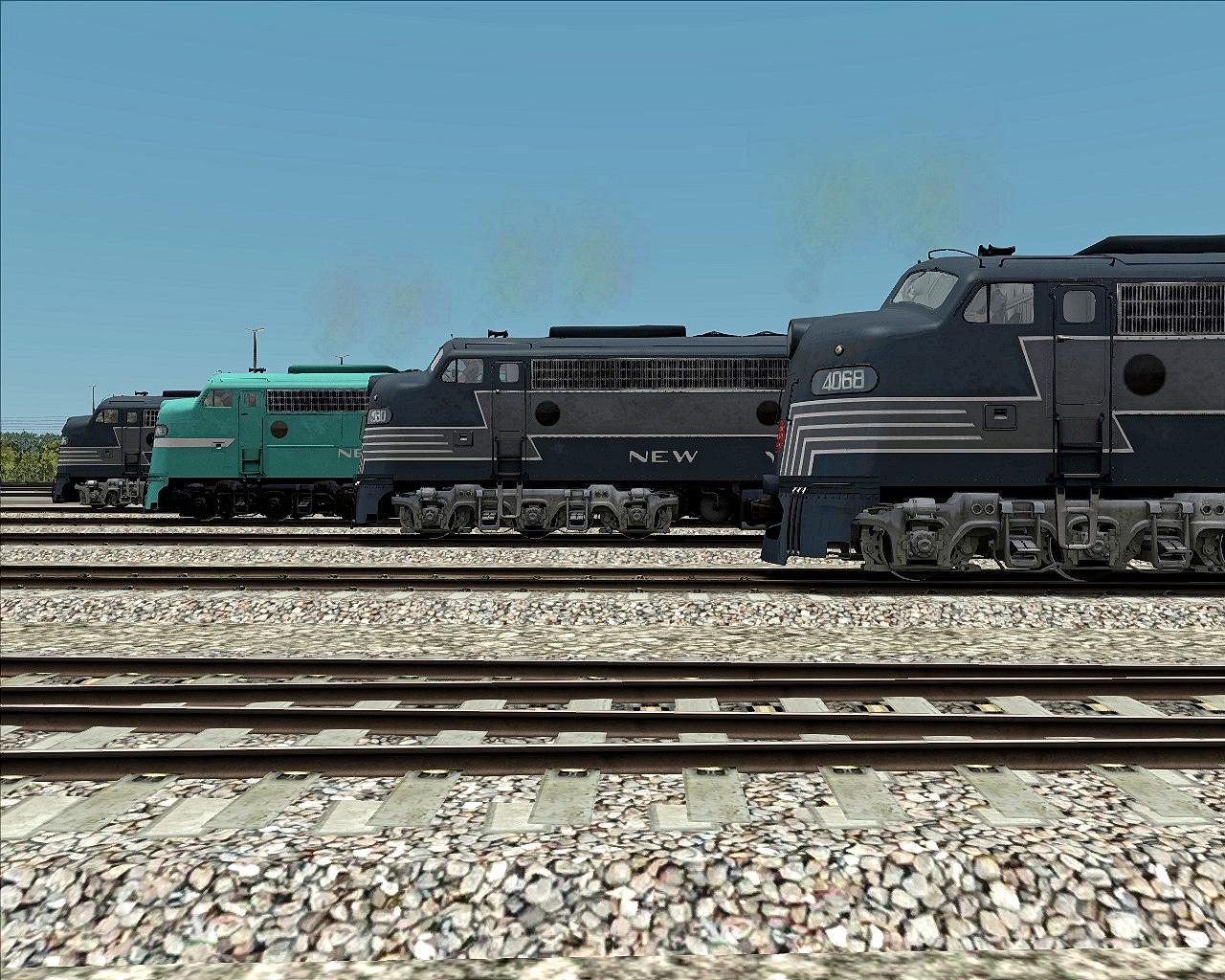 RAILWORKS MODS | d7srailworks