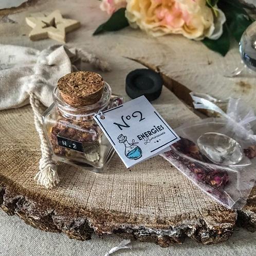 Purification | Potion Magique | Kit Rituel | Magie | Encens & Plantes