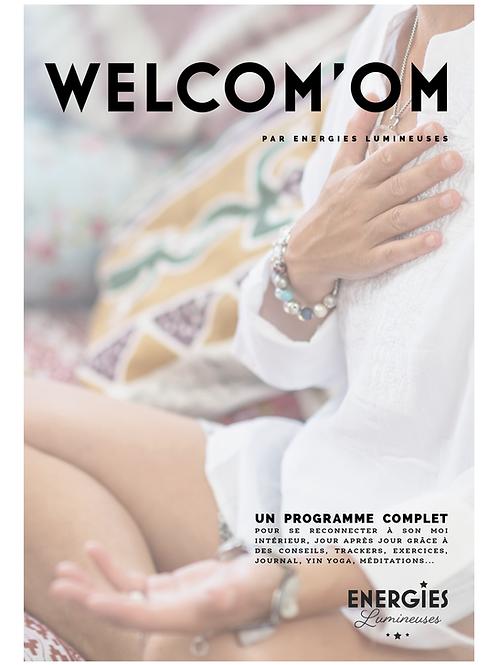 Programme 7 jours | Welcom'Om