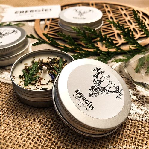 Pocket Edition Yule | Bougie Parfumée | 100% cire de soja naturelle