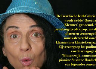 'Queen of Klezmer' live