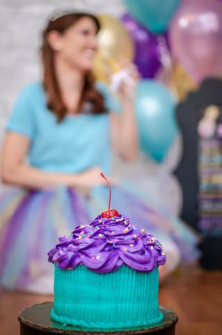 Gorgeous cupcake!