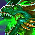Might & Magic Heroe's Era of Chaos Green Dragon