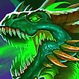 Might & Magic Heroe's Era of Chaos Green Dragon
