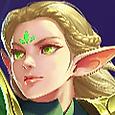 Might & Magic Heroe's Era of Chaos Wood Elf